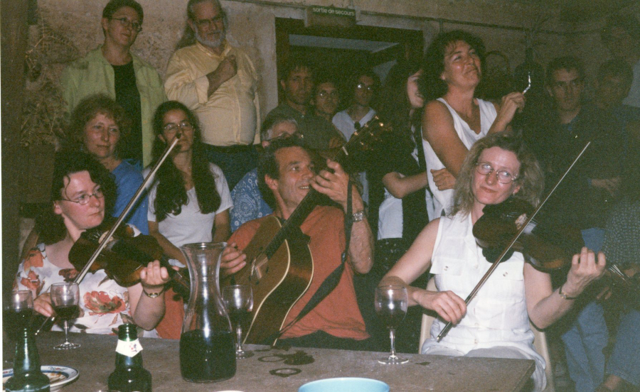 Rencontres musicales irlandaises tocane 2016