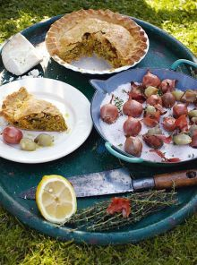 Lincolnshire Poacher pie