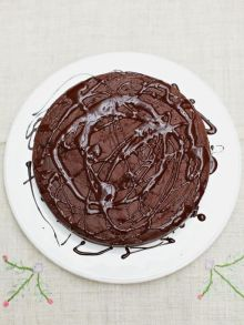 Chocolate and beetroot cake