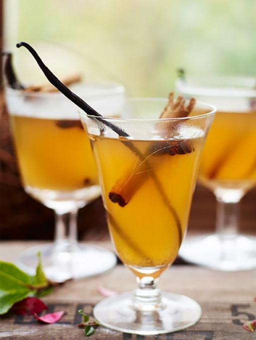 Incredible mulled cider