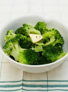 Brilliant broccoli
