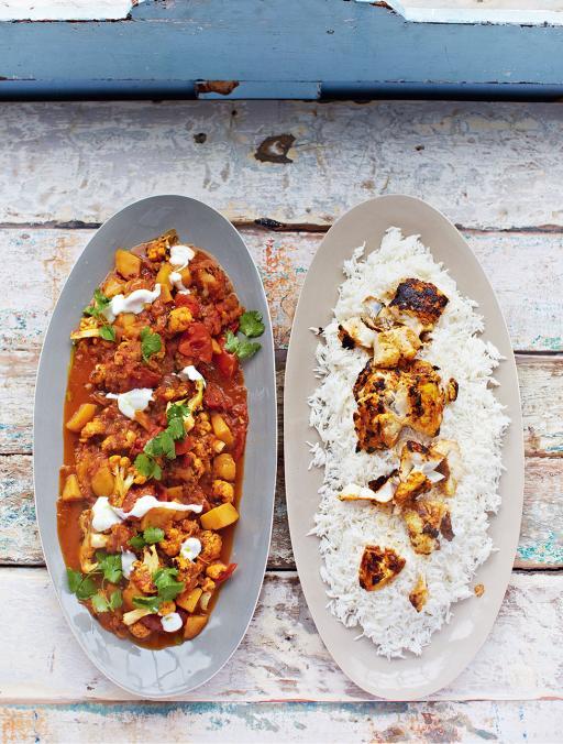 Fish Tikka Curry