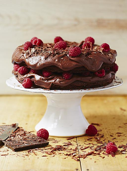 gluten, dairy free and vegan  chocolate cake