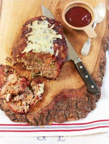 DJ BBQ's world's best meatloaf