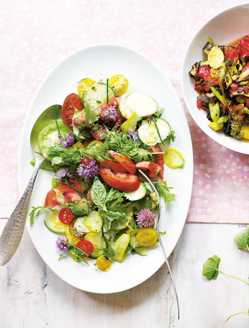 Summer ratatouille salad | Jamie Oliver | Food | Jamie Oliver (UK)