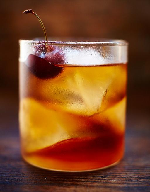 Rum Old Fashioned | Drinks Recipes | Drinks Tube