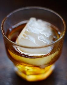 Whiskey old fashioned