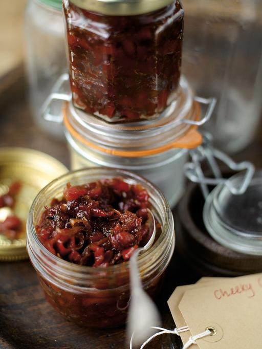 Chilli Chutney | Vegetables Recipes | Jamie Oliver Recipes