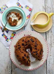 Classic spotted dick