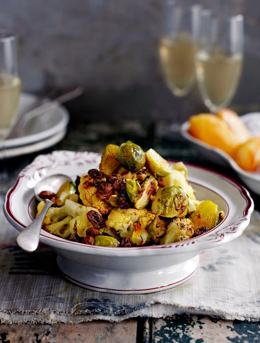 Cauliflower & Brussel Sprouts