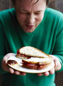 Ultimate bacon sarnies