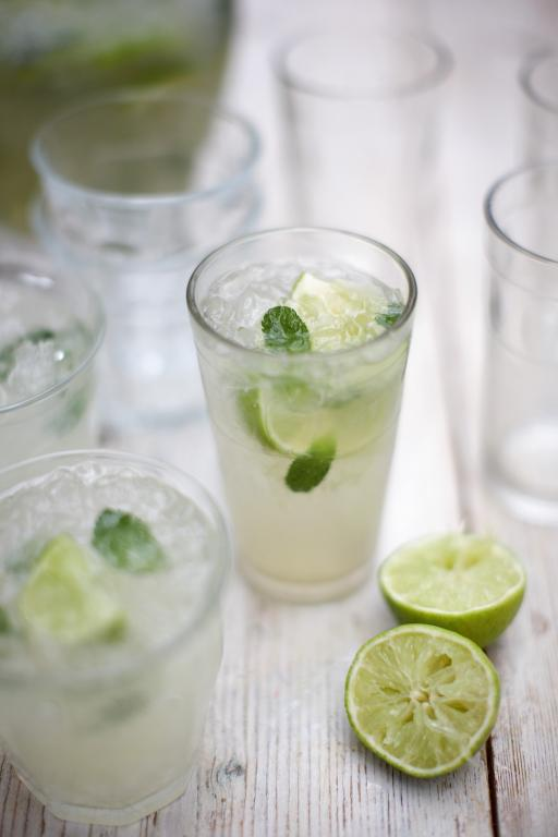Classic Caipirinha | Fruit Recipes | Jamie Oliver Recipes