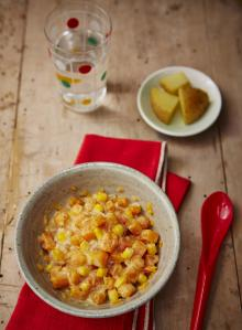Helen's butternut squash & coconut stew
