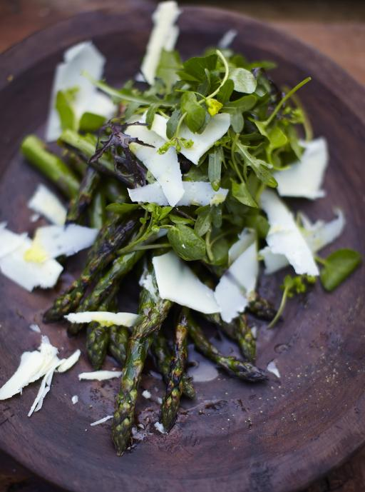 Amazing Asparagus Four Ways