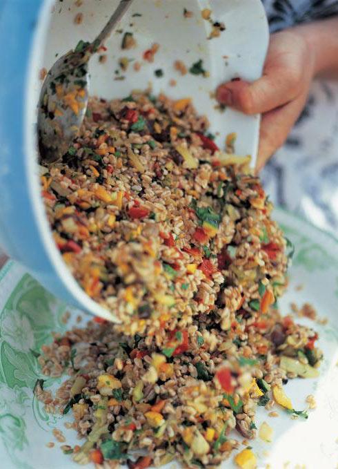 Farro Salad