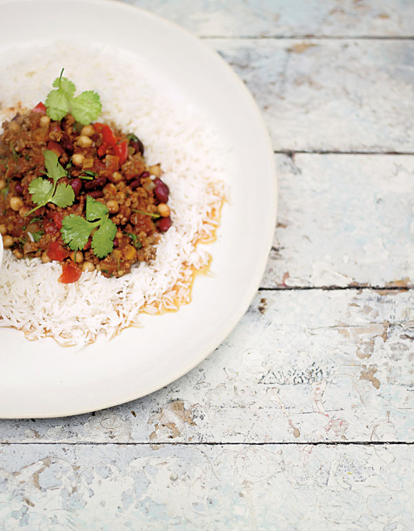 Good Old Chilli Con Carne | Beef Recipes | Jamie Oliver Recipes