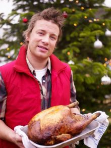Jamie's Christmas turkey