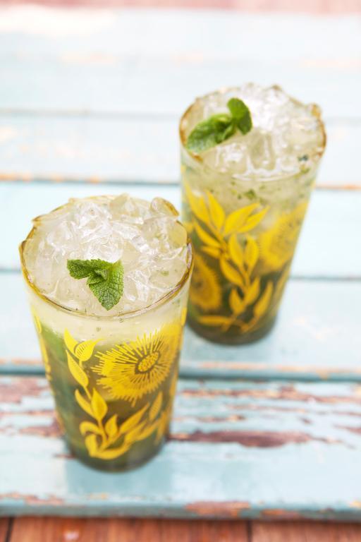 lemon grass mojito