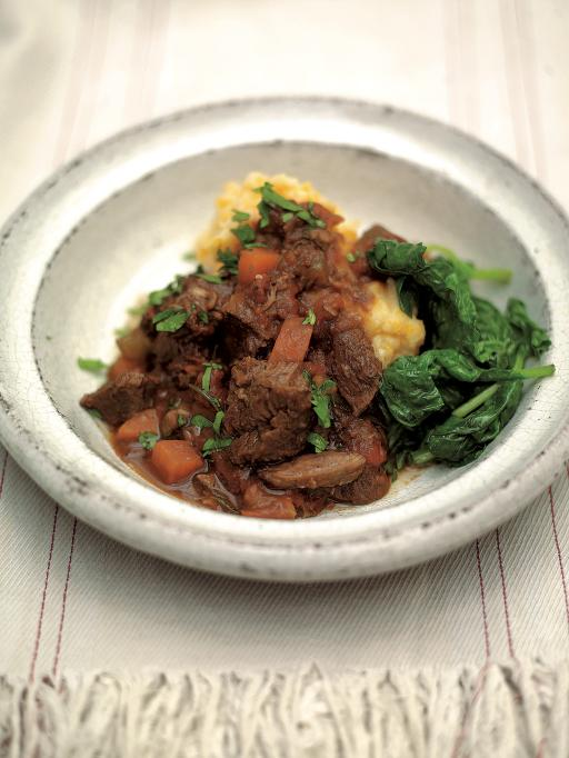 Melt In Your Mouth Shin Stew recipe