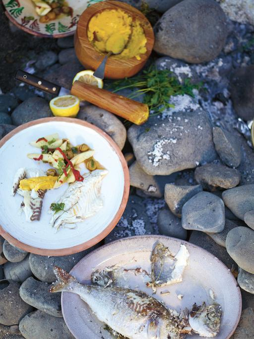 Salt Baked Fish | Fish Recipes | Jamie Oliver Recipes