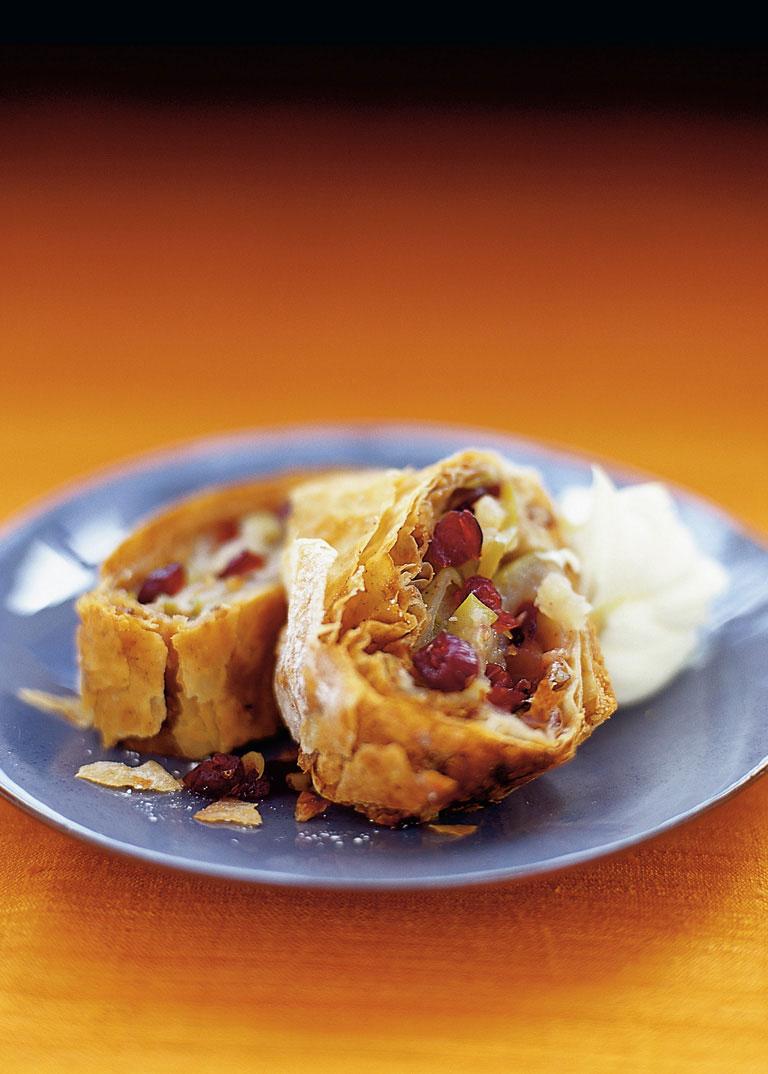 Apple & Pecan Strudel | Fruit Recipes | Jamie Oliver Recipes