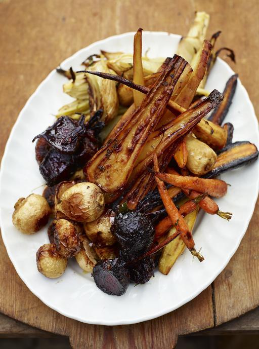 Roast Vegetables Mega mix