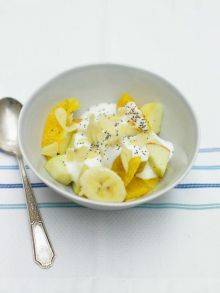 Simplest fruit salad