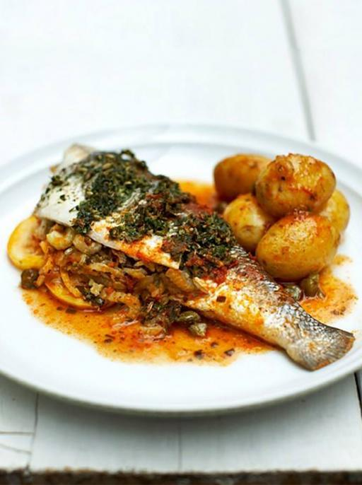 Fish dishes offer a feast of meaning for Jewish new year
