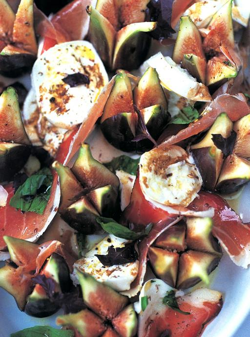 the easiest, sexiest salad in the world