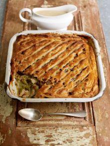 Roast Turkey & Cranberry Stuffing | Turkey Recipes | Jamie Oliver ...