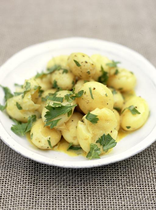 Potato Salad & Vinaigrette