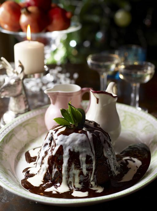 Chocolate Pudding Recipe