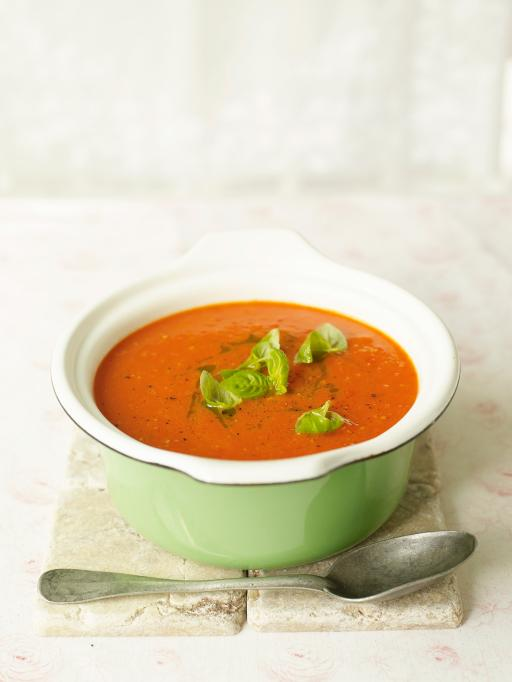 ... tomato soup with basil creamy tomato basil soup with basil tomato soup