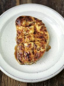 Welsh rarebit with attitude