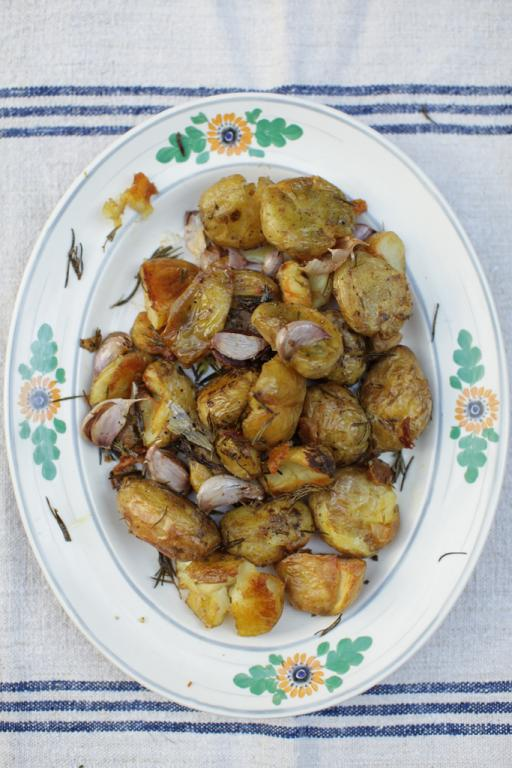 Roast Jersey Royals | Vegetables Recipes | Jamie Oliver ...
