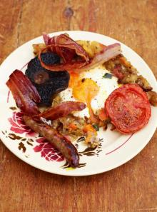 Boxing Day bubble and squeak