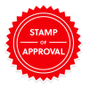 JamVans Removals - Stamp of Approval