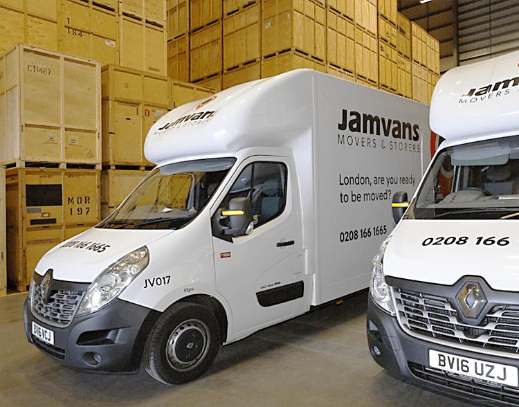 JamVans 2016 Vans