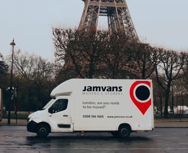 Removals to Paris, Europe