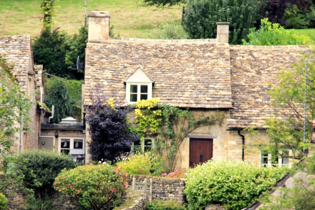 downsize from London to a country cottage