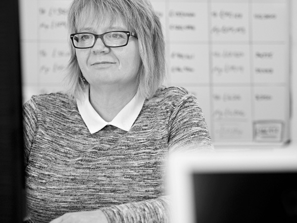 Angela - Finance Co-ordinator