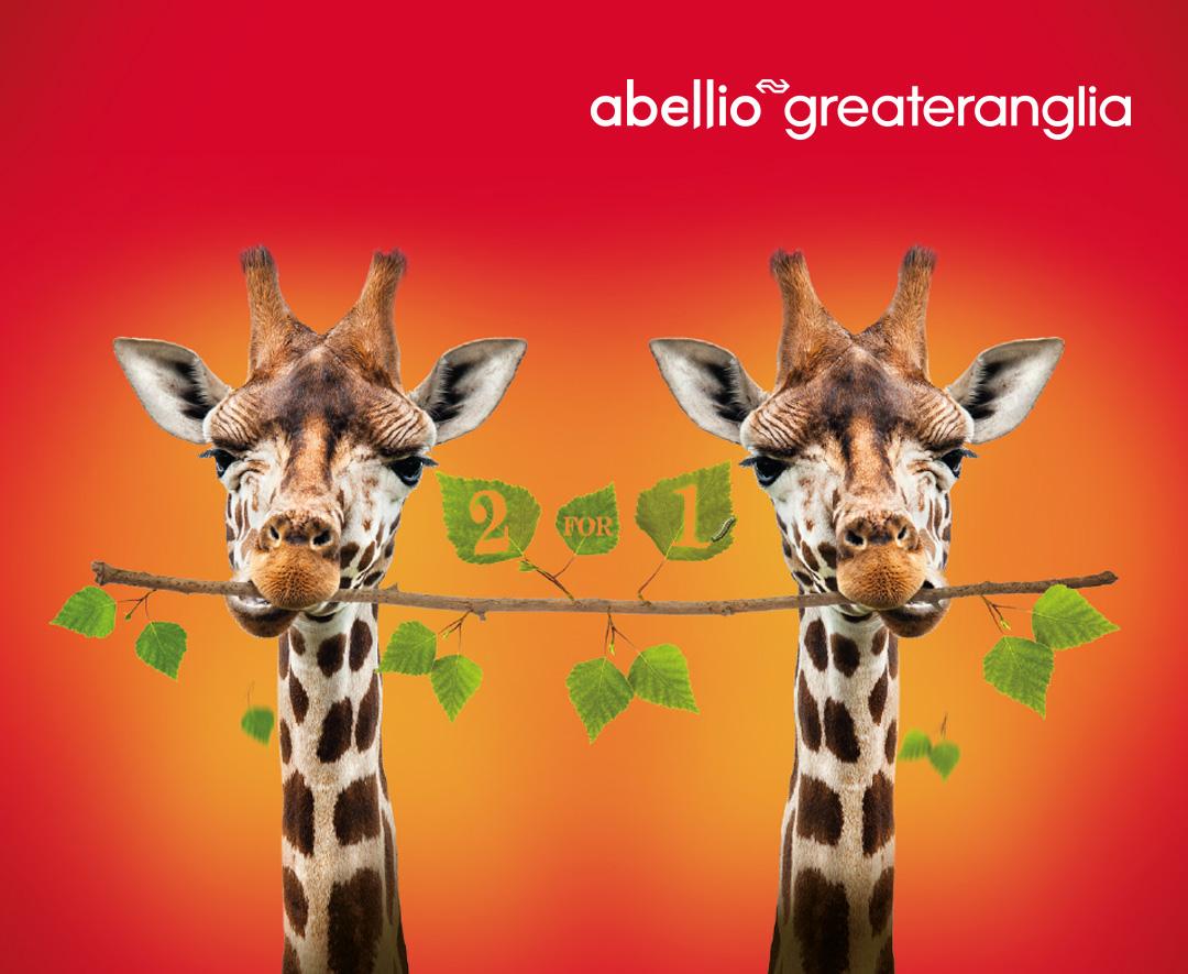 Abellio Greater Anglia Summer Campaign