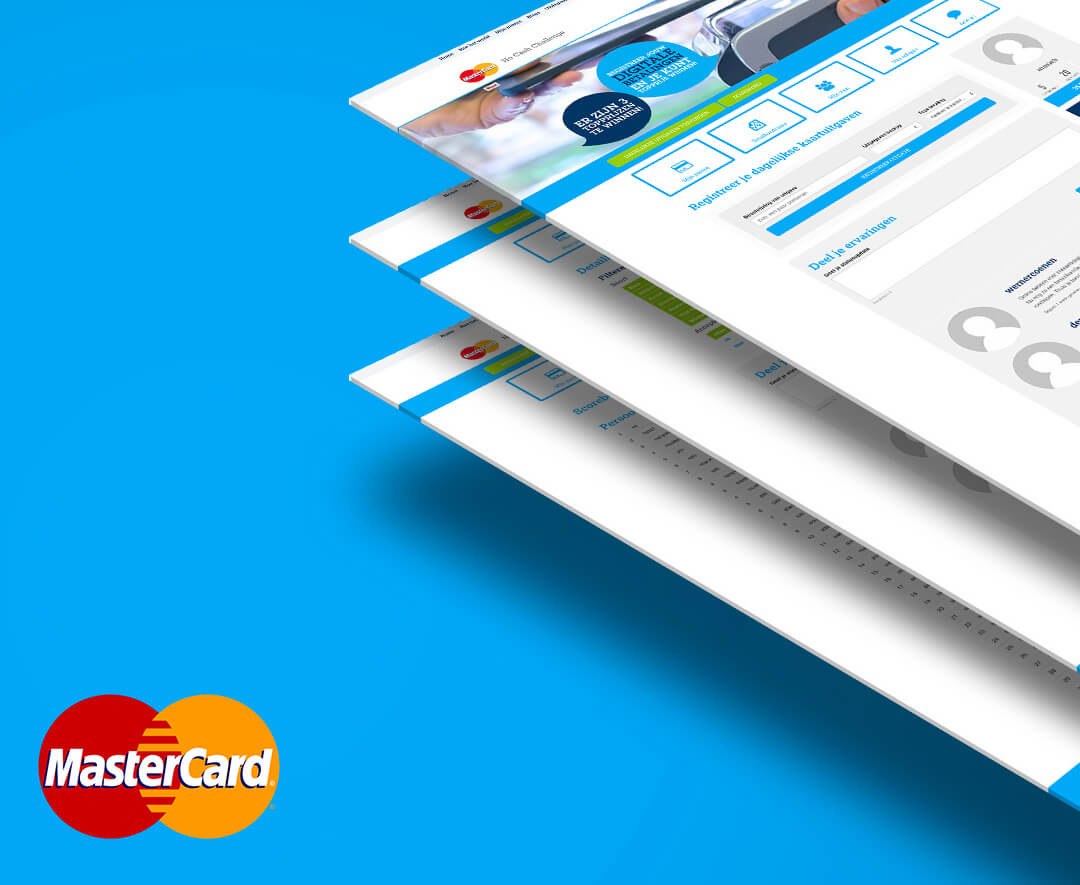 MasterCard No Cash Platform 2.0