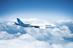 Air Transat Avion