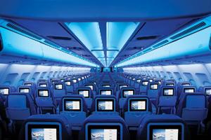 Air Transat Blue