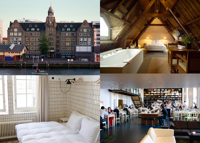 Préférence Hotel Insolite Amsterdam. Beautiful River Lodge Hotel Insolite  TG73