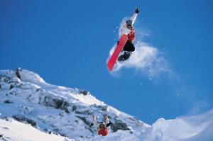 Andalousie ski