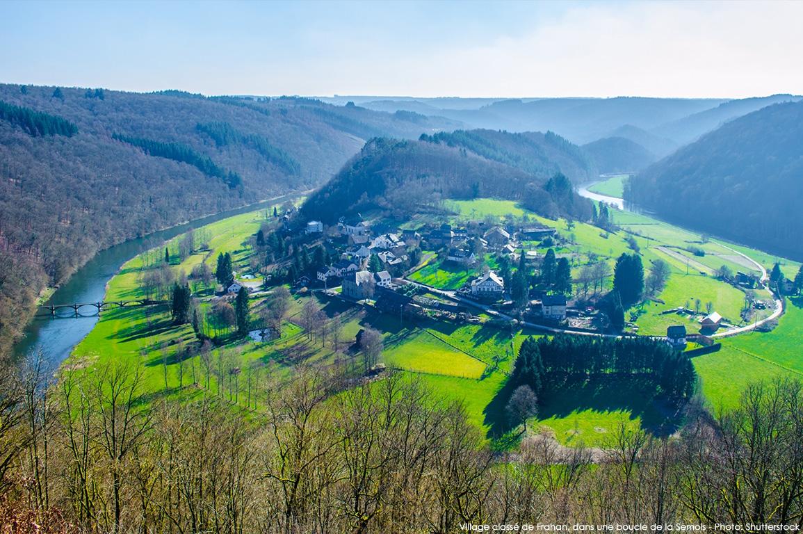 Ardennes Etape Tourisme Frahan