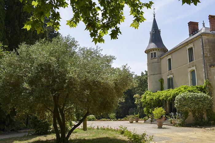 Aude Narbonnaise Chateau SaintExupery