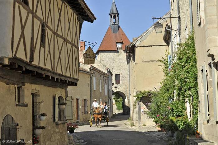 Auvergne Charroux